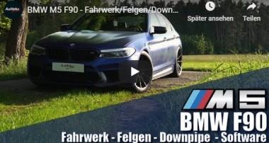 Nächster Stopp Essen Motor Show: der 860 PS starke Aulitzky-M5
