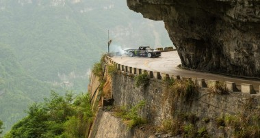 Climbkhana Two: Ken Blocks Gipfelsturm in China!