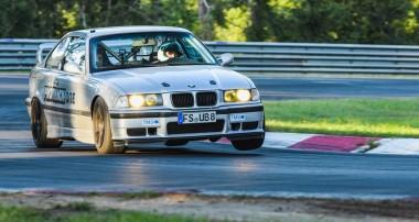 """BTG-Throwback: Ein 321 PS starker BMW M3 ist mit 7:22 Minuten neuer """"BTG""""-Rekordhalter auf der Nordschleife"""
