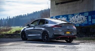ST Gewindefedern für alle Hyundai i30 N inklusive Performance- und Fastback-Modelle erhältlich