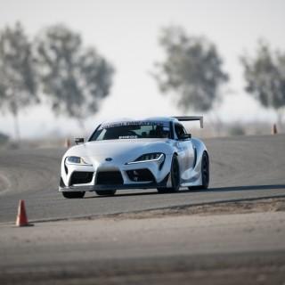 Kompromisslose Fahrdynamik für neuen Toyota GR Supra: KW Clubsport Gewindefahrwerk