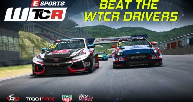 Beat the WTCR Drivers @ RRRE #raceathome