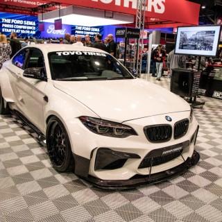 """BMW M2 """"Ghost"""": Ohne Photoshop wirkt der """"Instagram-BMW"""" noch viel besser"""