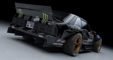 """Der nächste Ken Block """"Tire Slayer"""" ist ein Ford Foxbody-Mustang"""