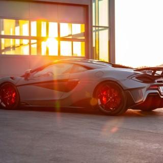 Fahrwerktuning für McLaren 600LT: Fahrspaß garantiert