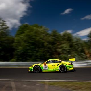 NLS: Rang sechs für Manthey-Racing beim Saisonauftakt auf der Nürburgring Nordschleife