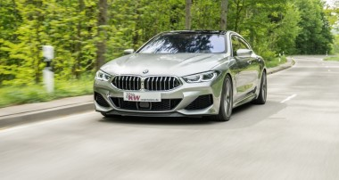 In der Höhe einstellbare KW Federn für BMW 8er: Gelungener Auftritt für Coupé, Cabrio & Grand Coupé