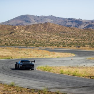 Vorbereitung zum Pikes Peak International Hill Climb