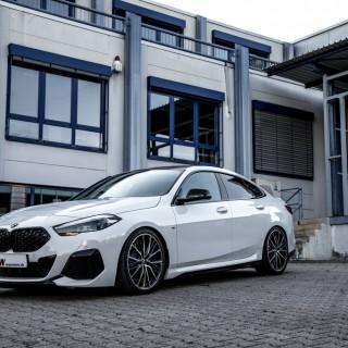BMW M235i xDrive Gran Coupé (F44) Fahrwerke: Für immer mehr BMW mit xDrive Antrieb führen wir KW Gewindefahrwerke
