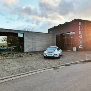 KAEGE RETRO – Sportwagen mit Stil und modernem Fahrspaß