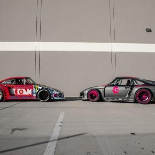 """Porsche Rat-Pack: Luftgekühlt gegen """"Elektro-935"""" 0:1?"""