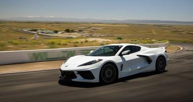 KW Gewindefahrwerk Variante 5 für Nordamerikas Auto des Jahres: Innovative KW Fahrwerktechnologie für Corvette C8 Stingray im Angebot