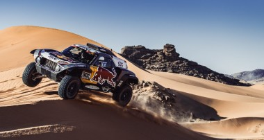 Rallye Dakar 21: Reiger Suspension Kunden triumphieren