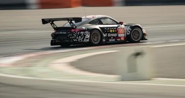 Porsche-Kundenteams dominieren im Qualifying der Asian Le Mans Series die GT-Klasse