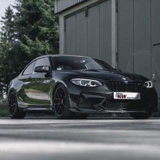 """""""Rundenrekord approved"""": KW Clubsport 3-way für BMW M2 Club Sport & Co."""