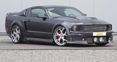 ST suspensions XTA Gewindefahrwerk für Ford Shelby GT500