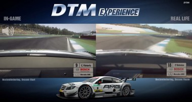 Reality-Check: DTM vs DTM Experience