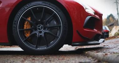 KW HLS Kit: Mehr (Boden)Freiheit auf Knopfdruck für SLS AMG Black Series