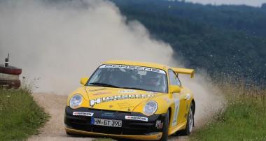 Rallye: Sieg für KW Team bei Sekundenkrimi