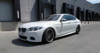 KW Street Comfort im BMW Fünfer