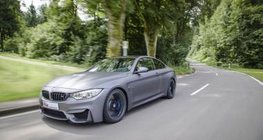 KW Federn mit stufenloser Höhenverstellung – auch für BMW M4