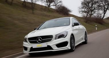ST Gewindefahrwerke jetzt auch für Mercedes-Benz CLA