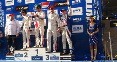 WTCC: Franz Engstler ist Weltmeister in der TC2 Klasse