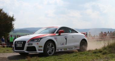 Rallye: Erfolgreiches Comeback von Jochen Baumhauer