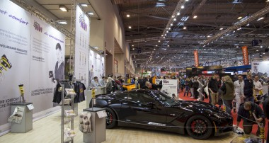 Vorschau: KW auf der Essen Motor Show 2014!