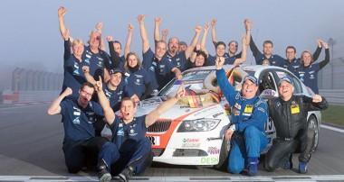 VLN: Team Derscheid Motorsport wird mit KW VLN-Meister 2014!
