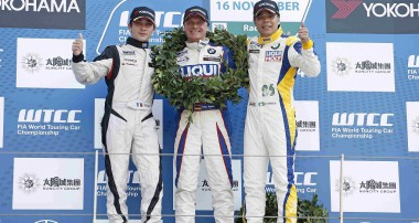 WTCC: Franz Engstler verabschiedet sich als Weltmeister der TC2 Klasse