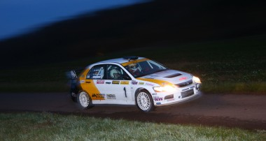 """Rallye: Was für ein """"Noller!"""""""