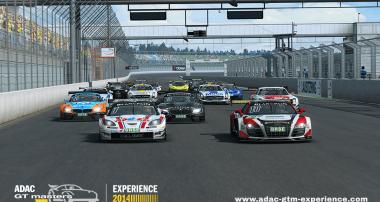 ADAC GT Masters Experience 2014 erscheint für den PC