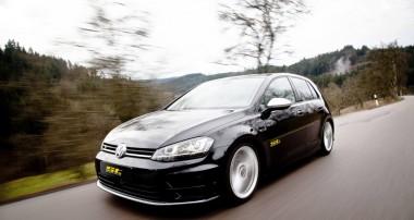 Beste Performance für die Straße: ST Komponenten für VW Golf 7 R
