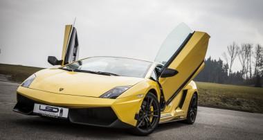 LamboStyleDoors: Für immer mehr Fahrzeuge erhältlich