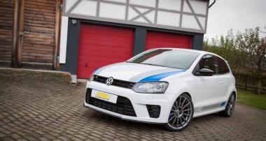 ST XTA: Maximaler Fahrspaß für VW Polo R WRC Street & Co.