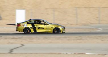 KW Clubsport: Mit dem European Auto Source M4 in der Wüste!