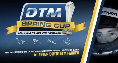 DTM Spring Cup 2015 – Multiplayer-Action gegen die Stars der DTM!