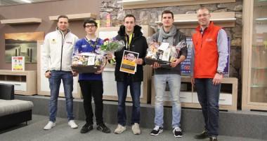Die Finalisten der Roller-Keilwitz Motorsport-Nachwuchsförderung stehen fest
