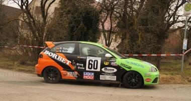 Rallye: Klassensieg für Gaas Racing in Ulm