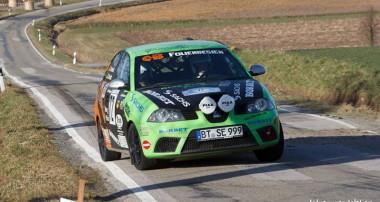 Rallye: Gaas Racing wird Zweiter beim Saisonstart 2015