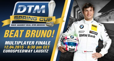 "DTM Spring Cup 2015 – ""Beat Bruno!"""