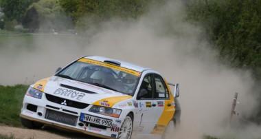 Rallye: Rainer Noller holt Gesamtsieg bei Löwenrallye