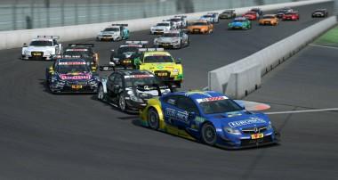 DTM SPRING CUP: René Engelhardt siegt auf dem virtuellen Lausitzring