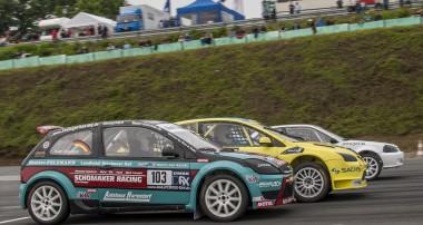 Rallycross: Internationale Meisterschaft startet spät