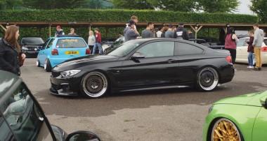 STance für den BMW 4er! ST Gewindefahrwerke im Angebot