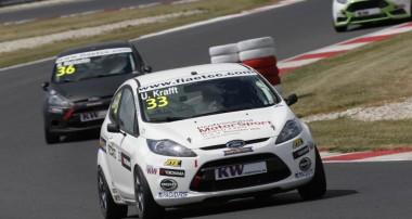 ETCC: Höhen und Tiefen für das Team SAN – Ulrike Krafft verteidigt Meisterschaftswertung