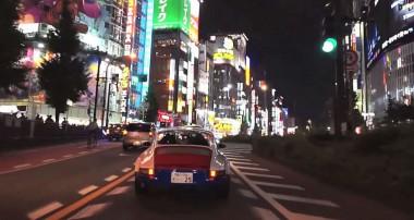 Tokyo Outlaw! Magnus Walkers Zwischengas-Trip durch Tokyo