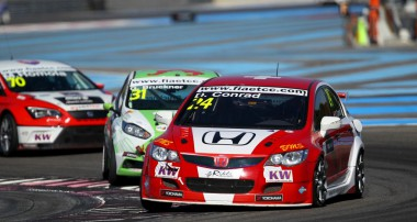 ETCC: Schweizer KW Kundenteam Rikli Motorsport erfolgreich in Le Castellet