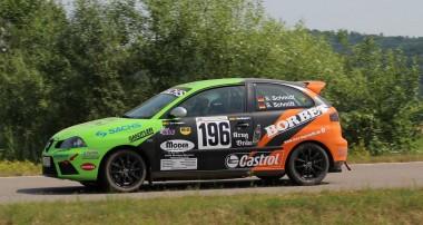 Rallye: Mit fünf Bestzeiten zum Klassensieg